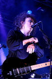 The Cure band in concert at San Miguel Primavera Sound Festival Stock Images