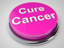 Cure Cancer Royalty Free Stock Photography