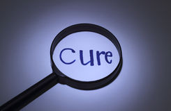 Cure Stock Photography