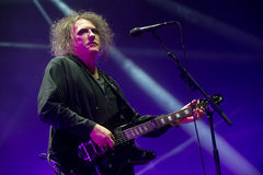 The Cure Royalty Free Stock Photography