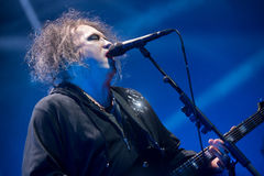 The Cure Royalty Free Stock Photos