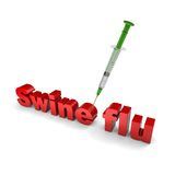 Cure for Swine Flu Stock Images