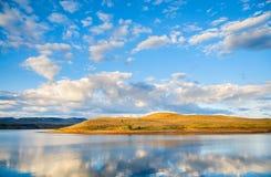 Curecanti Krajowy Rekreacyjny teren obrazy stock