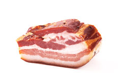 Cured Bacon Stock Photography