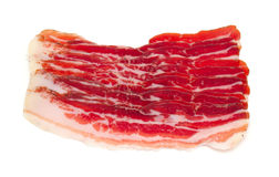 Cured bacon Royalty Free Stock Image