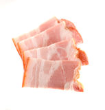 Cured ham Stock Image
