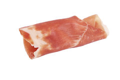Cured Ham (Italian Prosciutto di Parma) Royalty Free Stock Photos