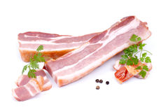 Cured meat Royalty Free Stock Images