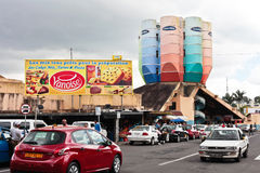 Curepipe Market Stock Images