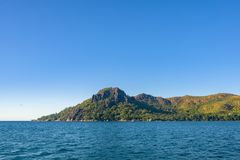 Curieuse island, Seychelles Stock Images