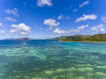 Curieuse island, Seychelles Royalty Free Stock Photography