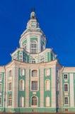 Curiosités dans la ville de St Petersburg Images libres de droits