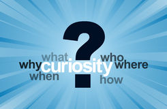 Curiosity Stock Photo