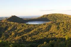 Curioso sia, il Madagascar Fotografie Stock