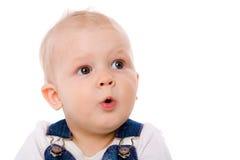 Curious Baby Stock Photos