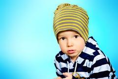 Curious boy Stock Photo