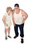 Curious Couple Stock Photos