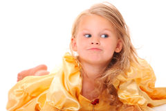 Curious little Beauty Royalty Free Stock Photos