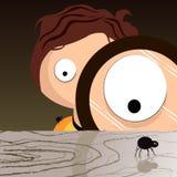 Curious Sam - Creepy Find Stock Photos