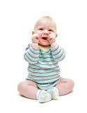 Curious toddler Royalty Free Stock Photos
