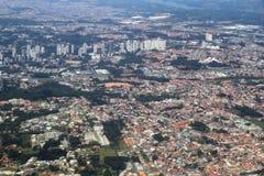 curitiba Бразилии Стоковые Изображения RF