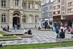 Curitiba, Brésil Images libres de droits
