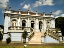 Curitiba Dziejowy budynek zdjęcie royalty free