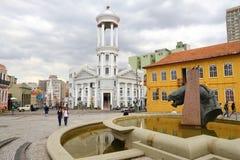Curitiba, el Brasil Fotografía de archivo libre de regalías