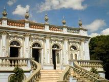 Curitiba Historical Building. A beautiful historical building in Curitiba, Brazil Royalty Free Stock Photos