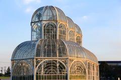 Curitiba ogród botaniczny fotografia stock