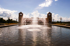 Curitiba Tangua Park Royalty Free Stock Photography