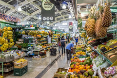 Curitibas Miejski rynek Zdjęcia Stock