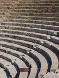 Curium Amphitheatre Royalty Free Stock Photos
