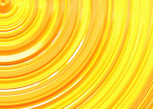 Curled bright sun rays texture Stock Images
