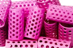 curlers włosiani Zdjęcia Stock