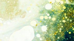 Curlicue farby Zdjęcie Stock