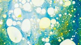 Curlicue farby Obraz Royalty Free