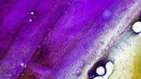 Curlicue farby Zdjęcia Stock