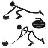 curling libre illustration