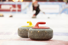 Free Curling Royalty Free Stock Photography - 50327807