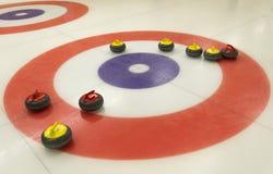 curling Stock Foto's