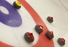 curling Stock Fotografie