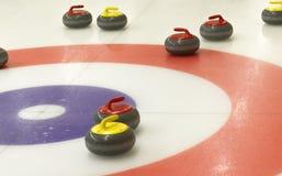curling Royalty-vrije Stock Foto