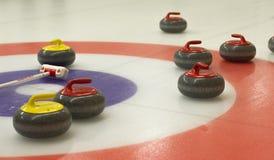 curling Royalty-vrije Stock Afbeelding