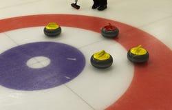 curling Royalty-vrije Stock Afbeeldingen