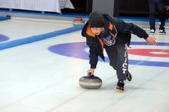 curling Fotografía de archivo