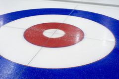 Curling background Stock Photos