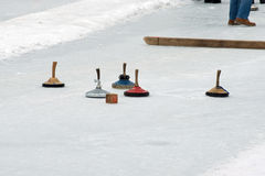 Curling Stock Photography