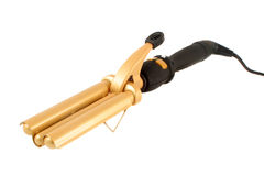 Curling iron Stock Photos