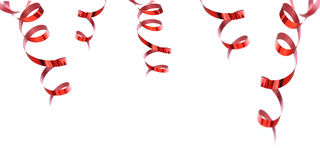 Curling ribbon Royalty Free Stock Photography